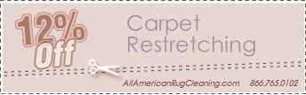Carpet Restretching Coupons